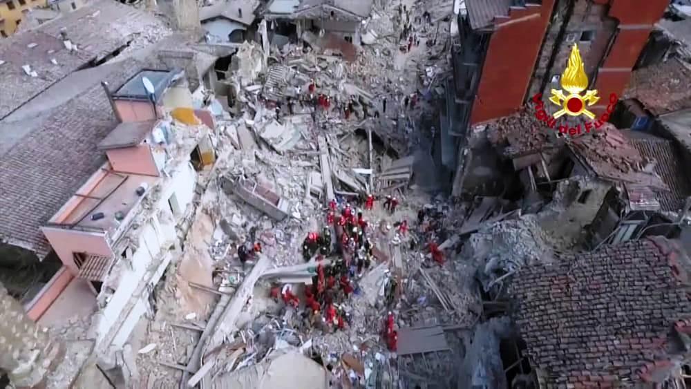 24 agosto 2016 ore 3.36 il terremoto